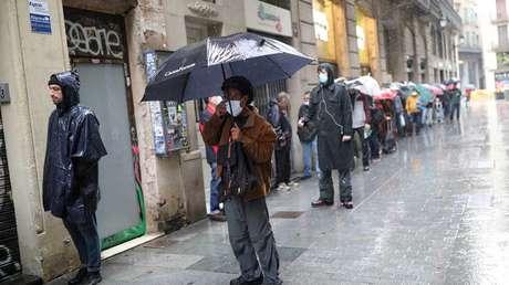 España tras el confinamiento: la crisis del coronavirus se ceba con los más vulnerables
