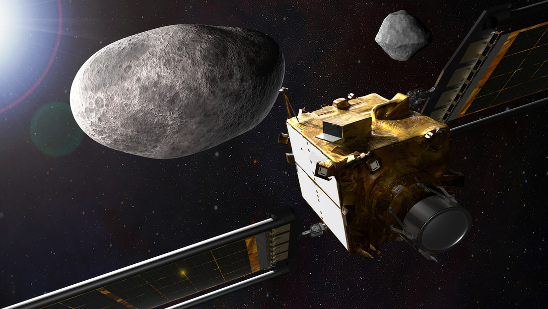Why is NASA planning to crash a spacecraft into an asteroid?