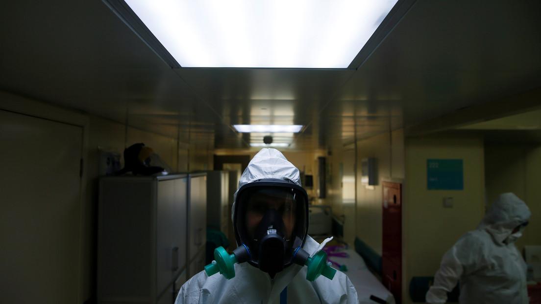 Hospitalizan con coronavirus a Vladímir Yákushev, ministro de Construcción y Vivienda de Rusia
