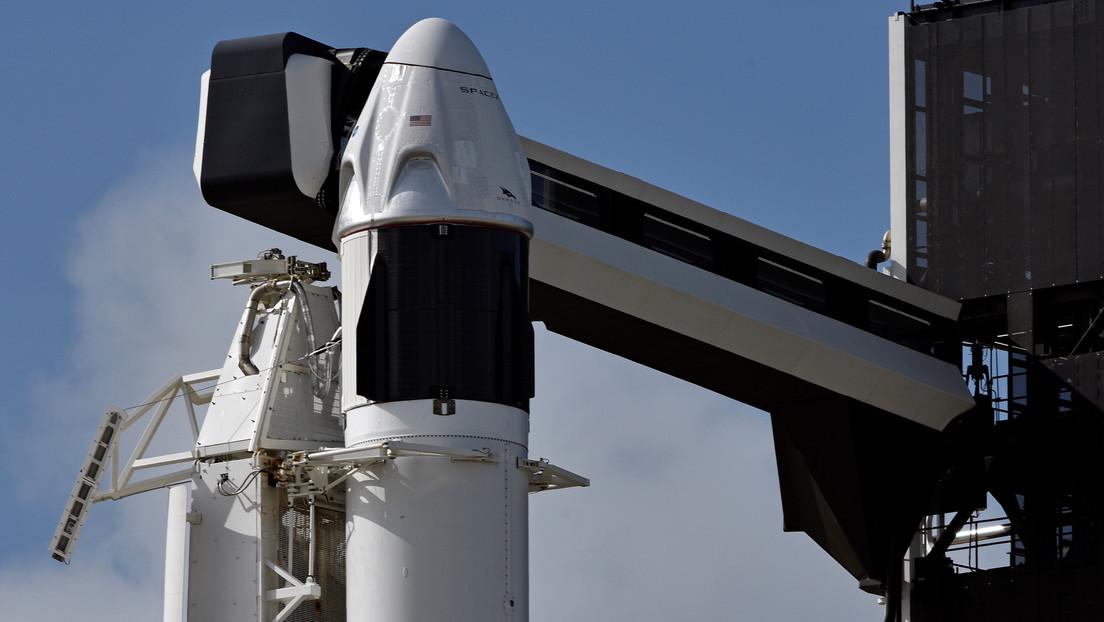 Un sheriff invita a los estadounidenses a ver un lanzamiento histórico mientras la NASA pide verlo en casa