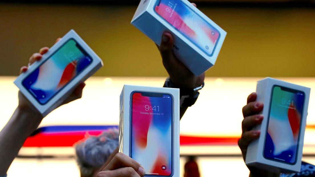 La pandemia de covid-19 causa el desplome de los envíos de 'smartphones' en todo el mundo