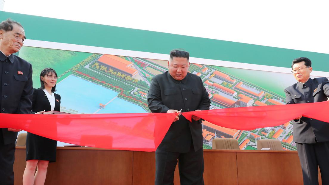 VIDEO: Televisión norcoreana transmite la primera aparición pública de Kim Jong-un en 3 semanas