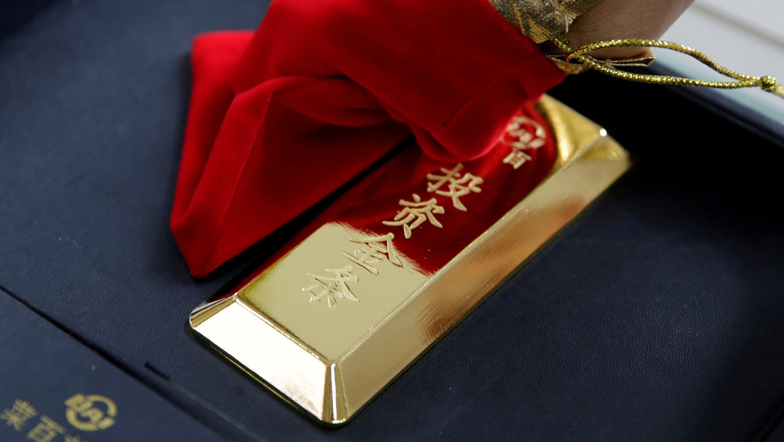 Descubren un antiguo sello de oro de casi 8 kilos y más de 10.000 reliquias en China (FOTOS)