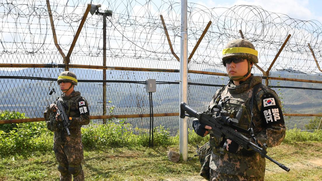 Corea del Norte y Corea del Sur intercambian disparos en la zona desmilitarizada