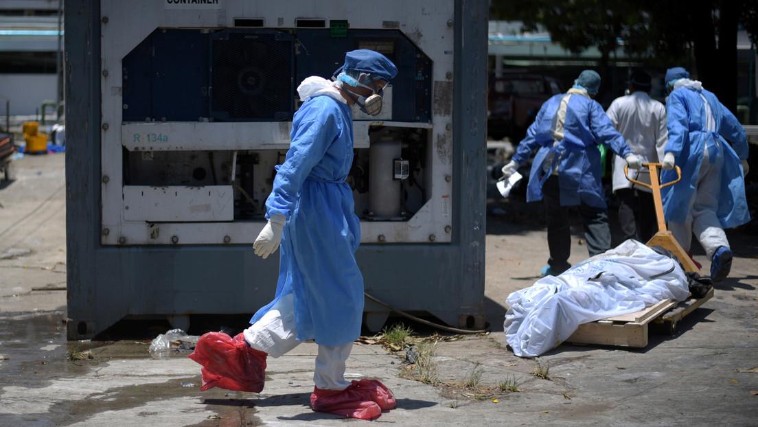 """El FMI asegura que la pandemia ha tenido """"un impacto devastador"""" en Ecuador"""