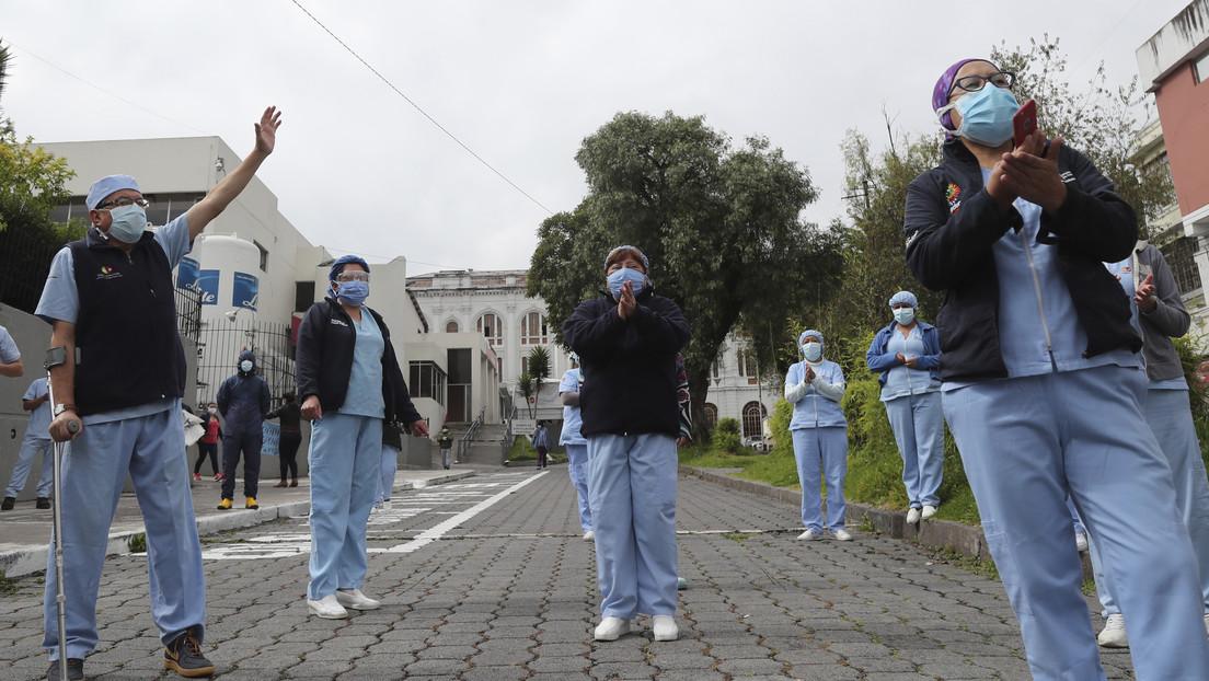 El FMI concede un crédito urgente de 643 millones de dólares a Ecuador para paliar los efectos del coronavirus