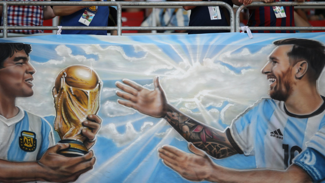 "Un famoso entrenador afirma qué le falta a Messi para dejar de ""vivir a la sombra de Maradona"""