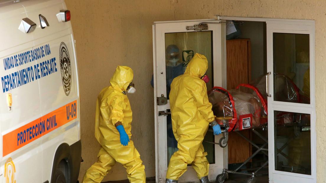 México suma un total de 2.154 muertos y 23.471 infectados por el coronavirus