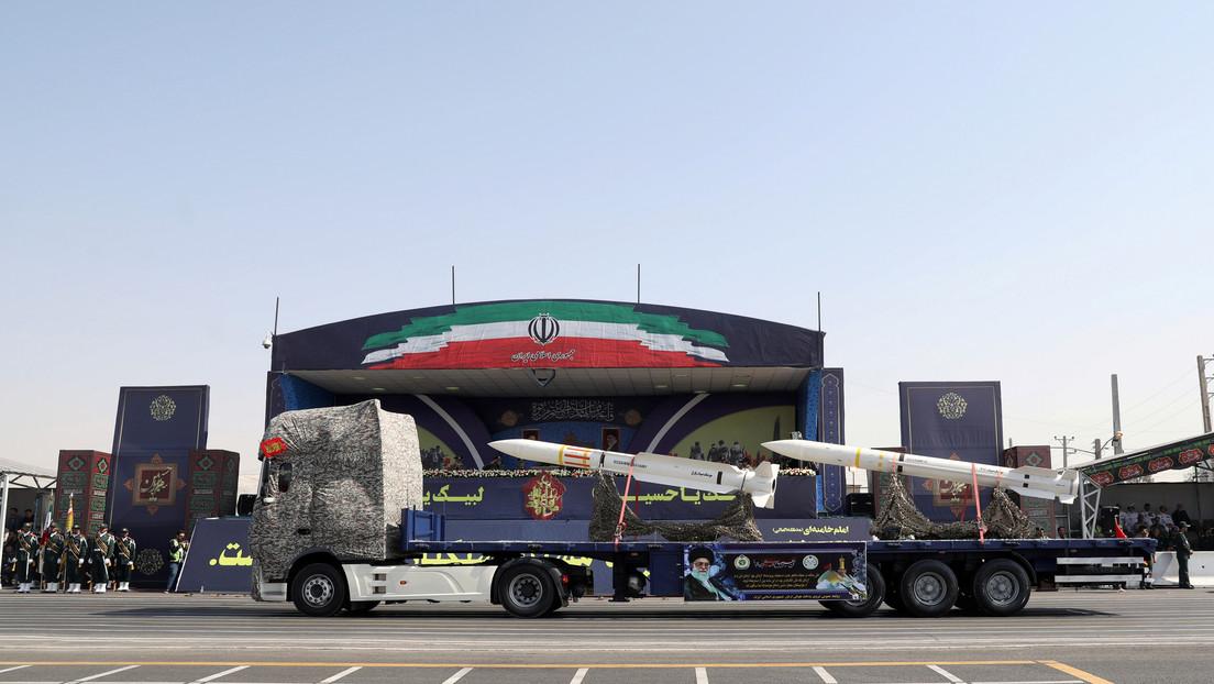 """Irán promete una respuesta proporcionada al """"ilegítimo"""" plan de EE.UU. para ampliar el embargo de armas a Teherán"""