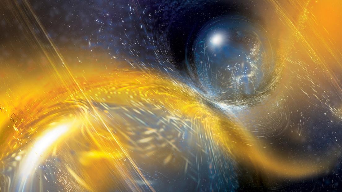 Observan una estrella muerta inusual que podría ser un 'eslabón perdido' entre púlsares y magnetares
