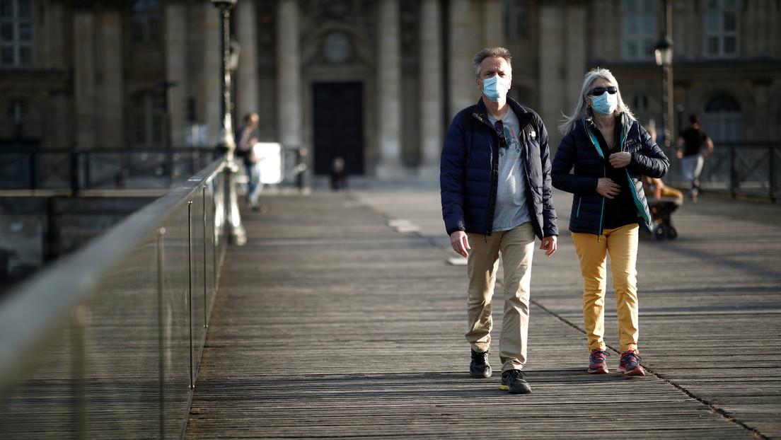 Un estudio señala que el coronavirus ya estaba en Francia a finales de diciembre, un mes antes del primer caso registrado en el país