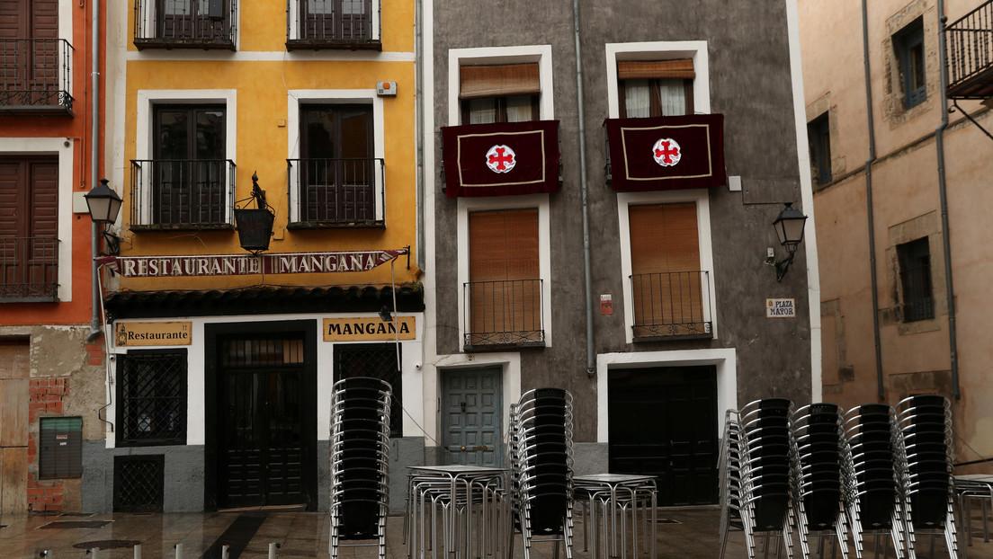El coronavirus deja en España cifras récord de pérdida de empleo en abril: 282.891 nuevos parados y más de medio millón de puestos destruidos
