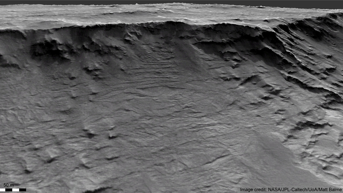 VIDEO: Nuevas imágenes de alta resolución de Marte demuestran que sus ríos existieron hace 3.700 millones de años