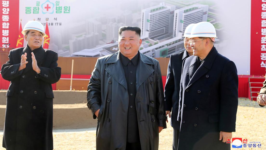 """La Inteligencia de Corea del Sur afirma que """"no hay señales"""" de que Kim Jong-un se sometiera a una cirugía de corazón"""
