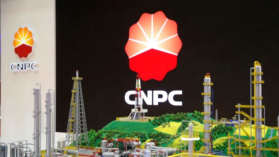China descubre un campo de gas natural con un potencial de más de un billón de metros cúbicos