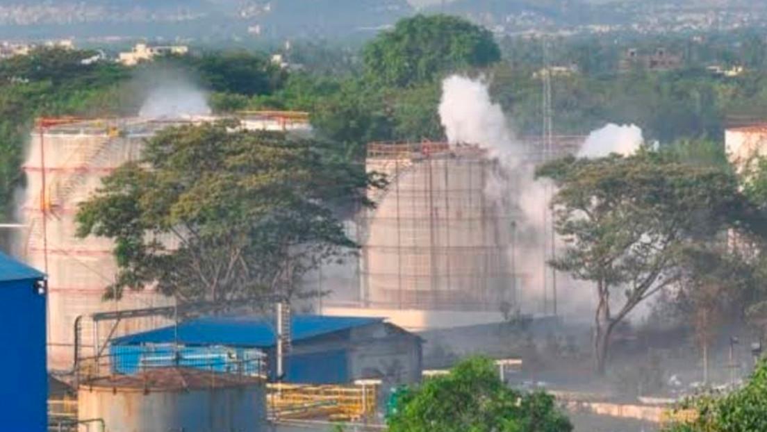 Una fuga de gas tóxico deja al menos 7 muertos y decenas de hospitalizados en la India (VIDEOS)