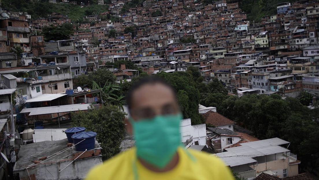 """La escalada del covid-19 en Brasil: cuatro estados tienen sus UCI al límite mientras el ministro de Salud reconoce que """"la curva no está cayendo"""""""