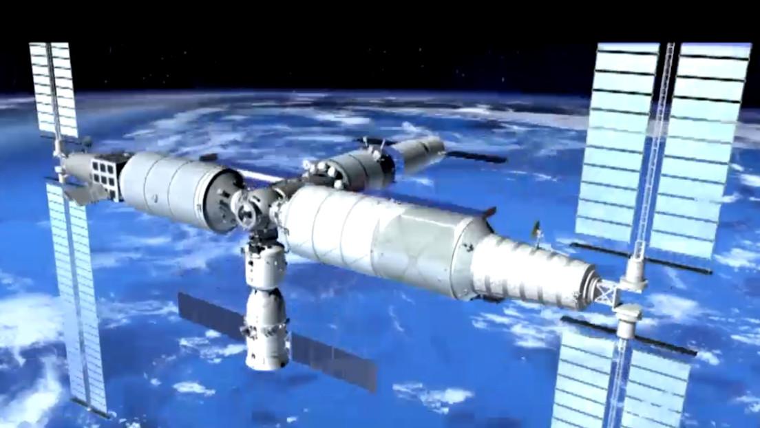 China da un paso más para construir su propia estación espacial habitable: ¿cómo será y qué la precedió?