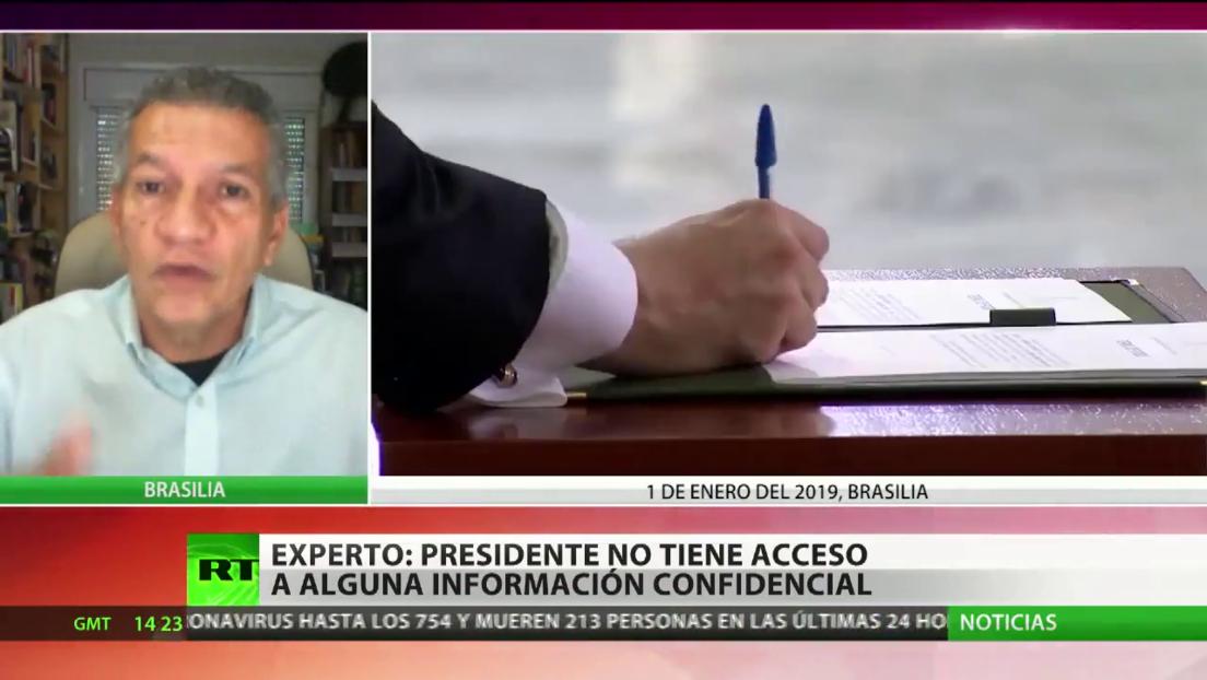 Al menos 10 funcionarios públicos de Brasil testifican sobre el caso de Bolsonaro