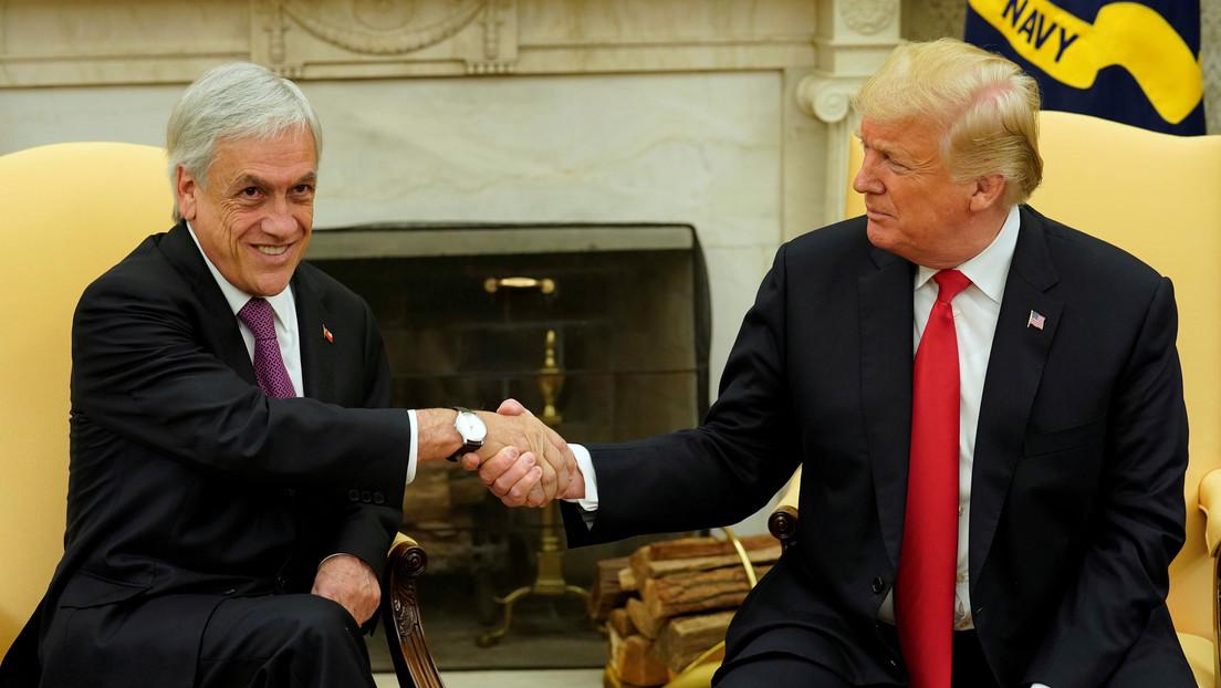 Piñera detalla lo que habló con Trump respecto al coronavirus