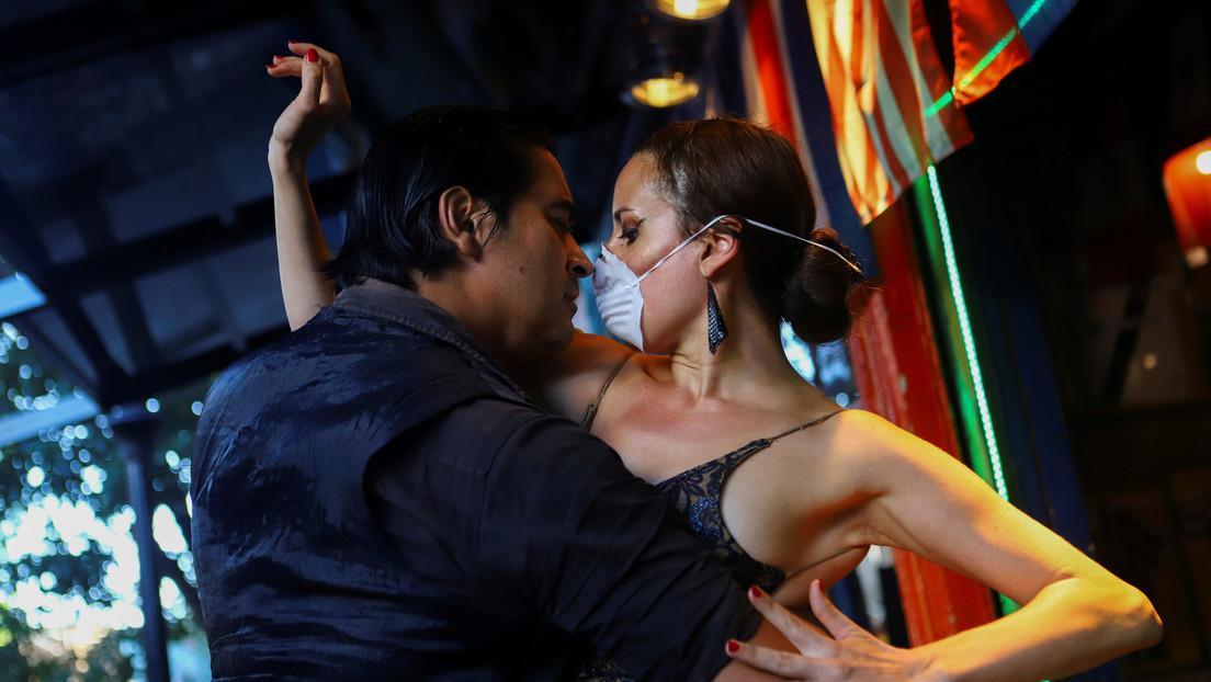 El tango en Buenos Aires: el sensual abrazo que la pandemia interrumpió
