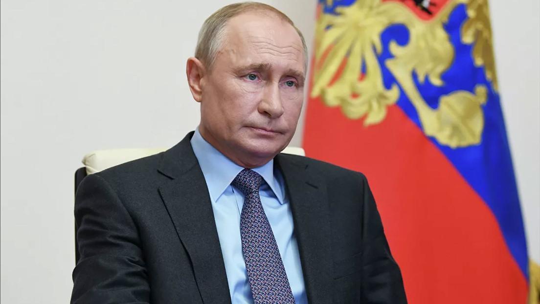"""Putin: """"Rusia no tiene ni puede tener ningún sentimiento de culpa por la Segunda Guerra Mundial"""""""