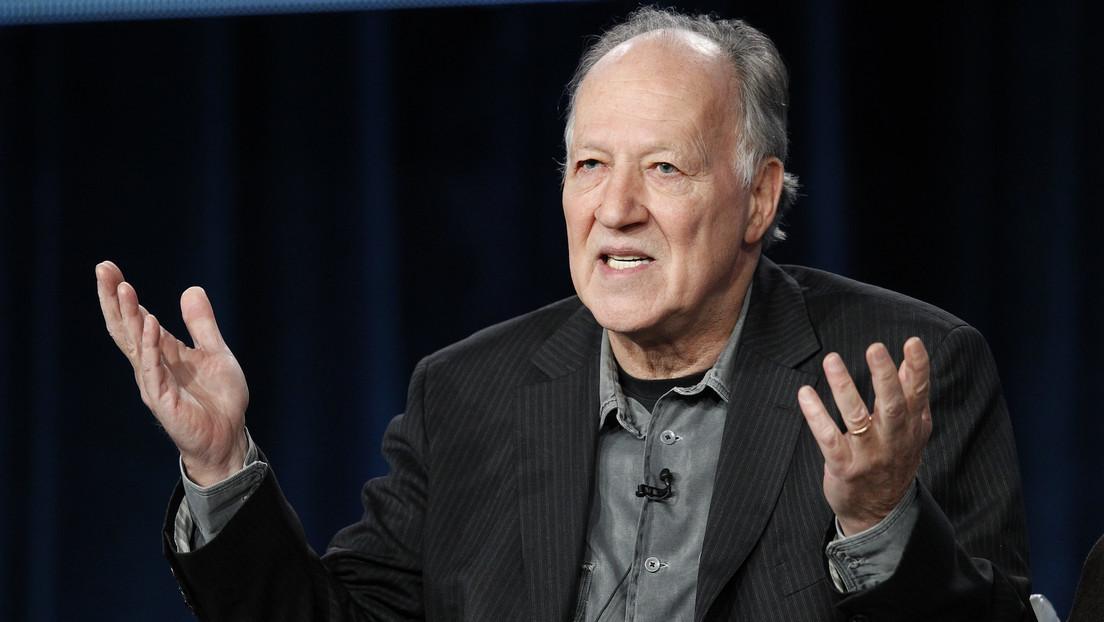 """Werner Herzog: """"Un asesinato en masa industrializado como el Holocausto es posible cuando se dejan de cuestionar las narrativas"""""""