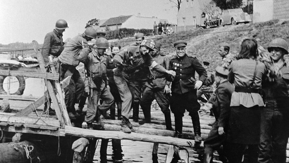 El Pentágono publica una 'versión propia' de la II Guerra Mundial para culpar a la URSS de iniciarla en conjunto con la Alemania nazi y Moscú responde