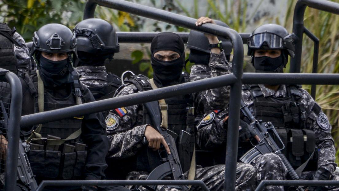 FOTOS: Venezuela incauta tres lanchas de combate con emblemas de la Armada de Colombia