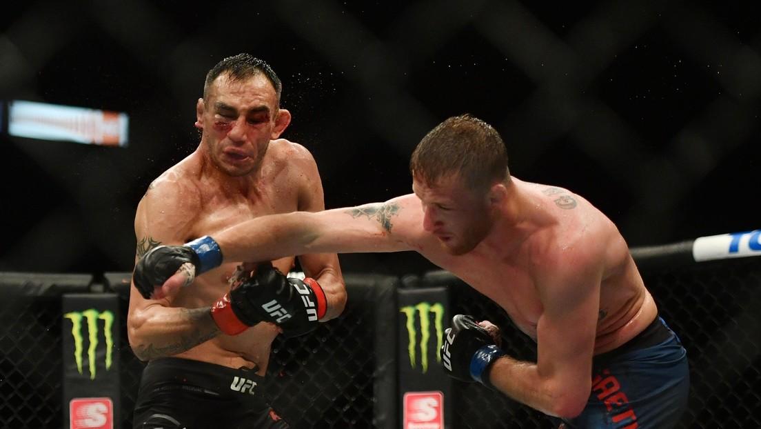 VIDEO: Tony Ferguson es derrotado por primera vez en ocho años y no luchará por el título de la UFC contra Nurmagomédov