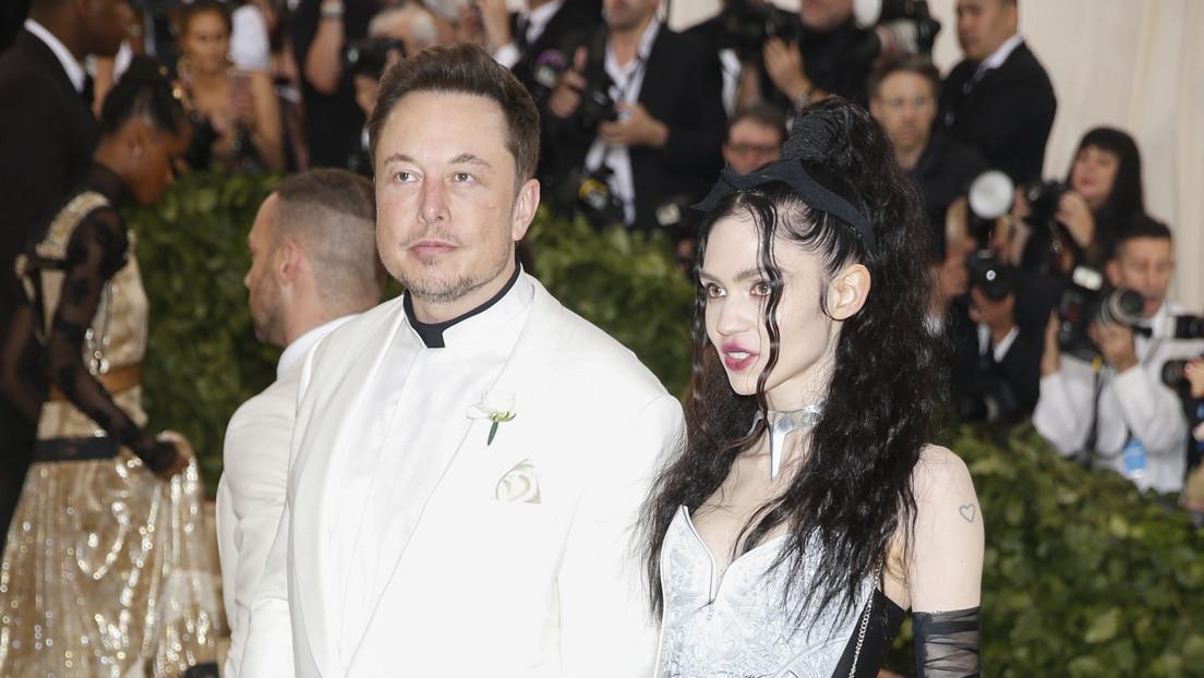 La pareja de Elon Musk ofrece una nueva pronunciación del nombre de su hijo y es diferente a la que dijo el empresario