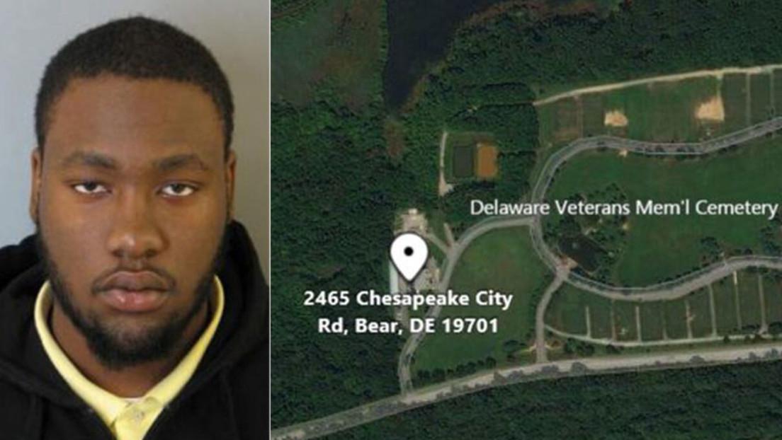 Encuentran muerto al autor de un tiroteo en un cementerio conmemorativo de veteranos en EE.UU. que dejó 2 fallecidos