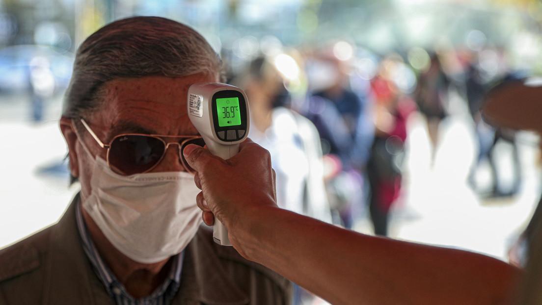 Chile supera los 30.000 casos de coronavirus tras reportar 1.197 positivos nuevos en un día