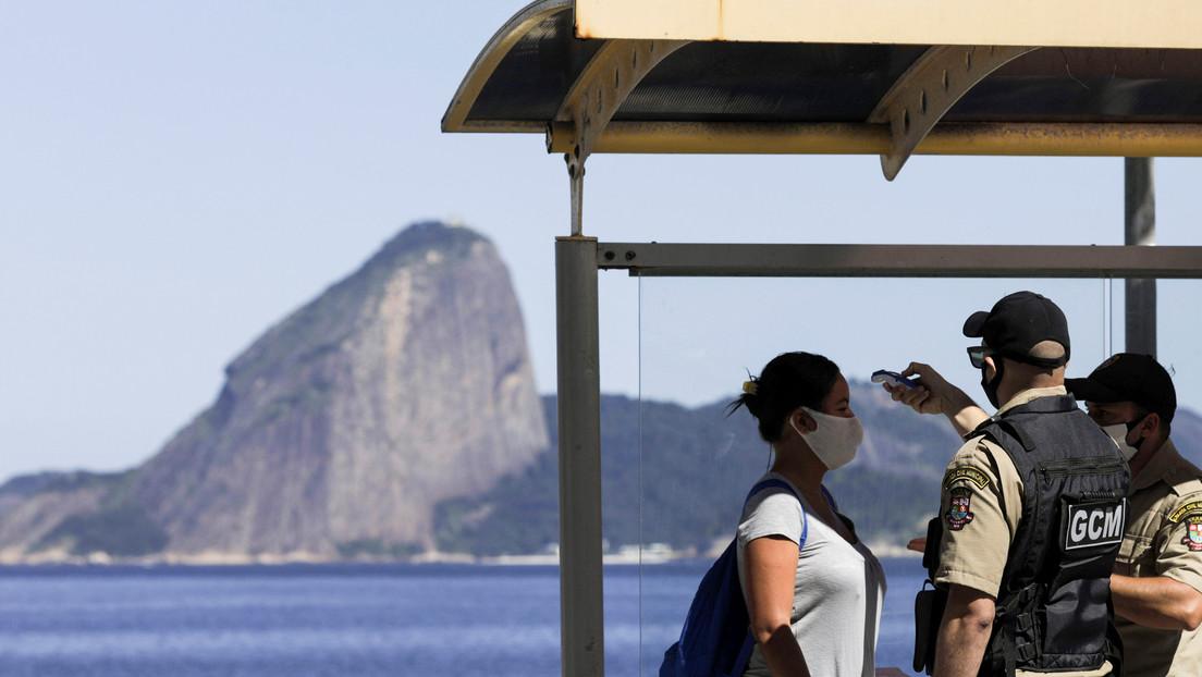Brasil reporta 396 nuevas muertes por coronavirus y el total de fallecidos supera los 11.500