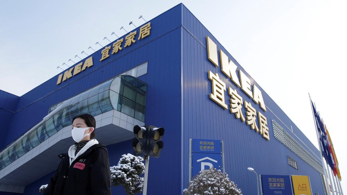 Ikea reforzará la seguridad tras viralizarse el video de una mujer masturbándose en una de sus tiendas en China
