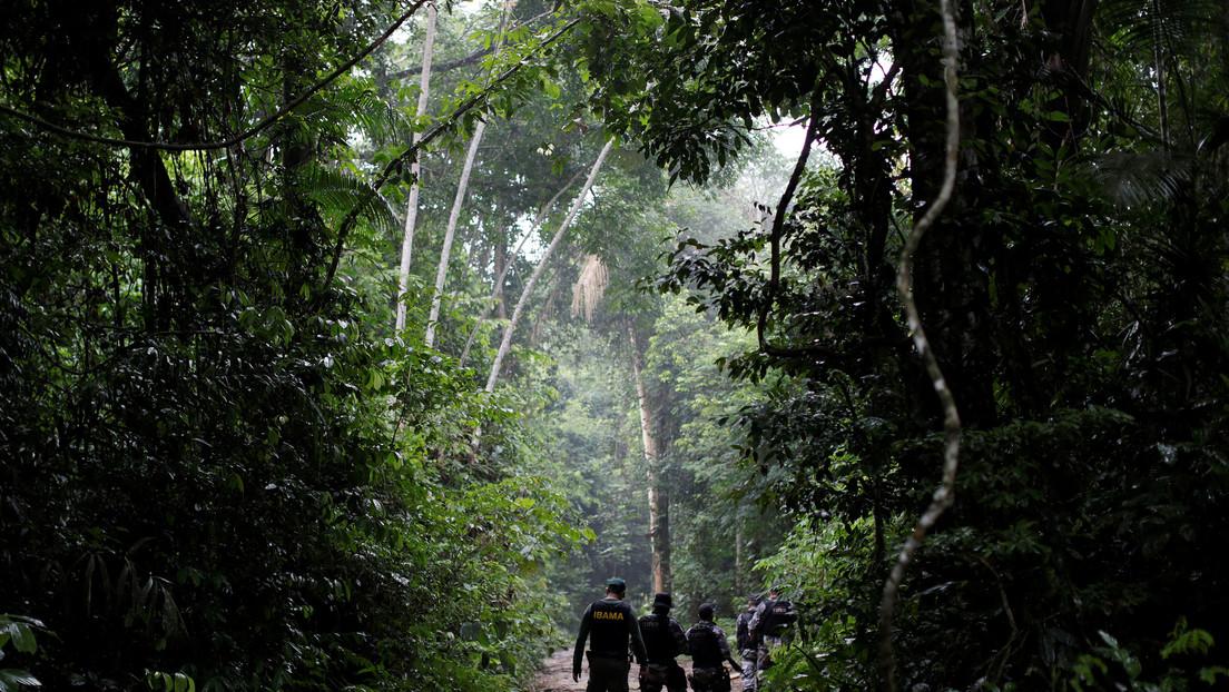 """Más de 3.800 soldados se despliegan en la Amazonía brasileña para """"proteger la selva"""" de la deforestación"""