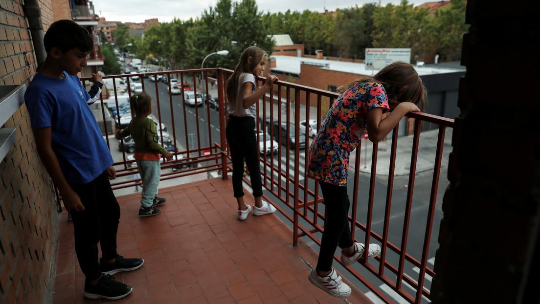 Desalojan más de 400 fiestas en casas durante este fin de semana en Madrid