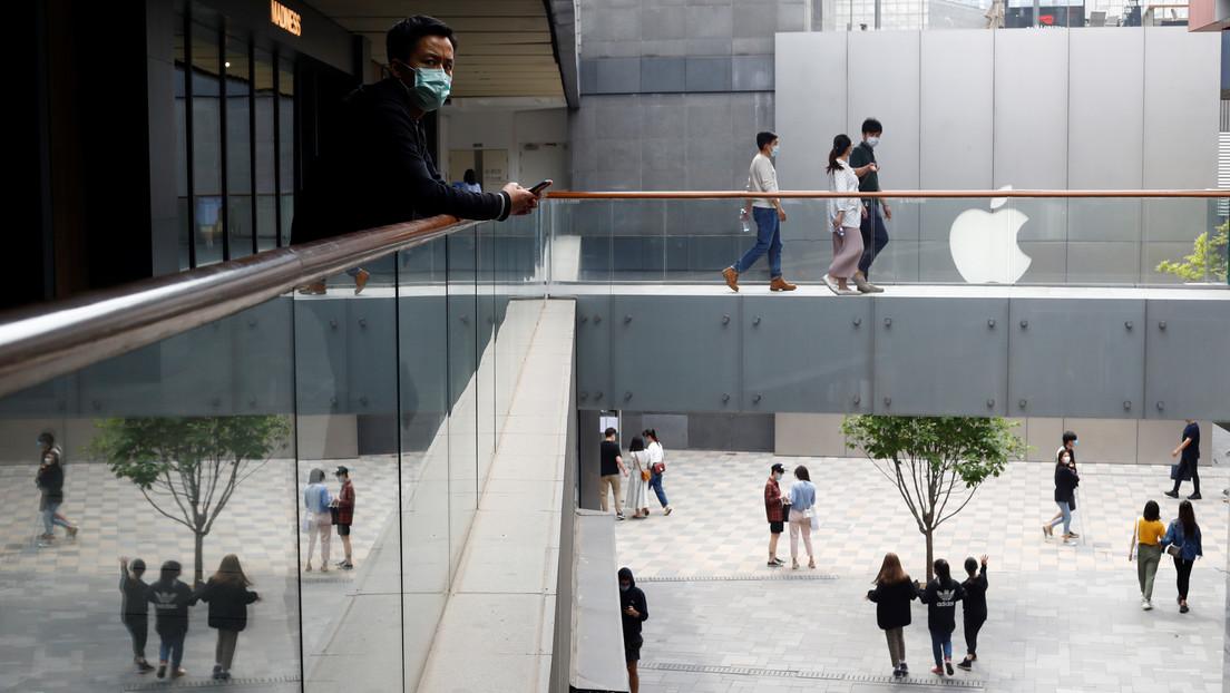Apple planea mudar casi una quinta parte de su producción de China a la India