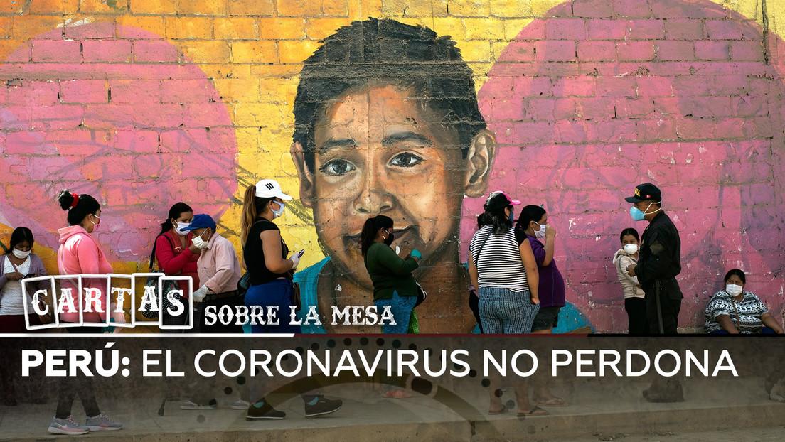 ¿Por qué el coronavirus en América Latina se ceba con Perú?