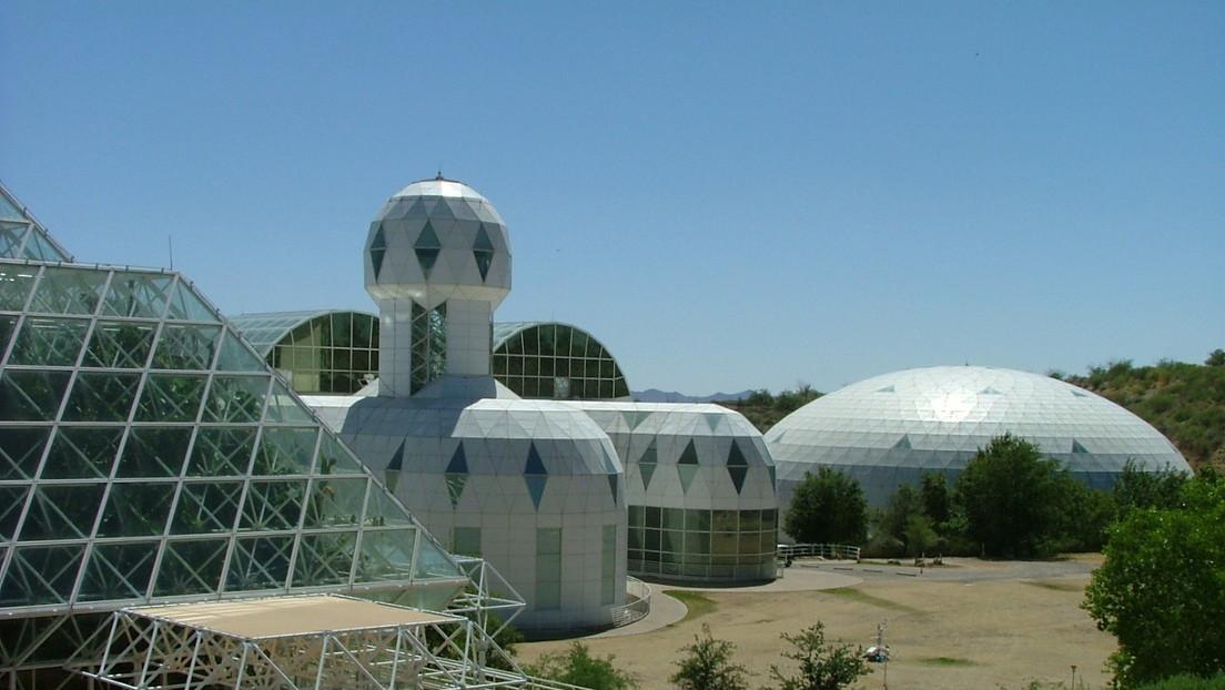 Ocho personas en aislamiento total durante dos años: así fue el experimento Biosfera 2