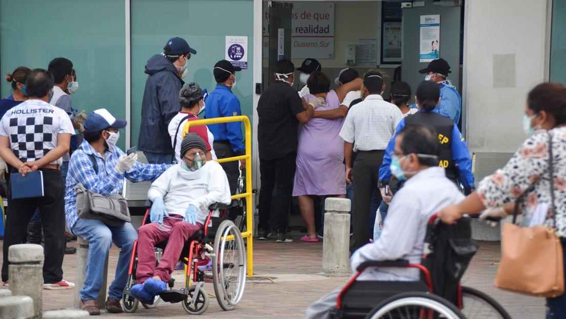 Sobreprecio en compras públicas y cobros para entrega de fallecidos: Ecuador enfrenta ola de corrupción en medio de la pandemia del coronavirus