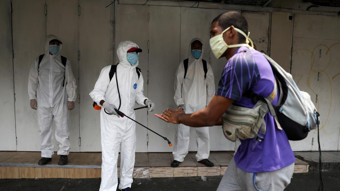 Venezuela alcanza los 423 casos de coronavirus y Maduro firma la extensión del estado de alarma por otros 30 días