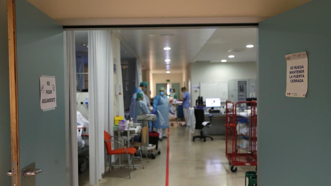 España registra 184 fallecidos por coronavirus y 439 contagios en 24 horas