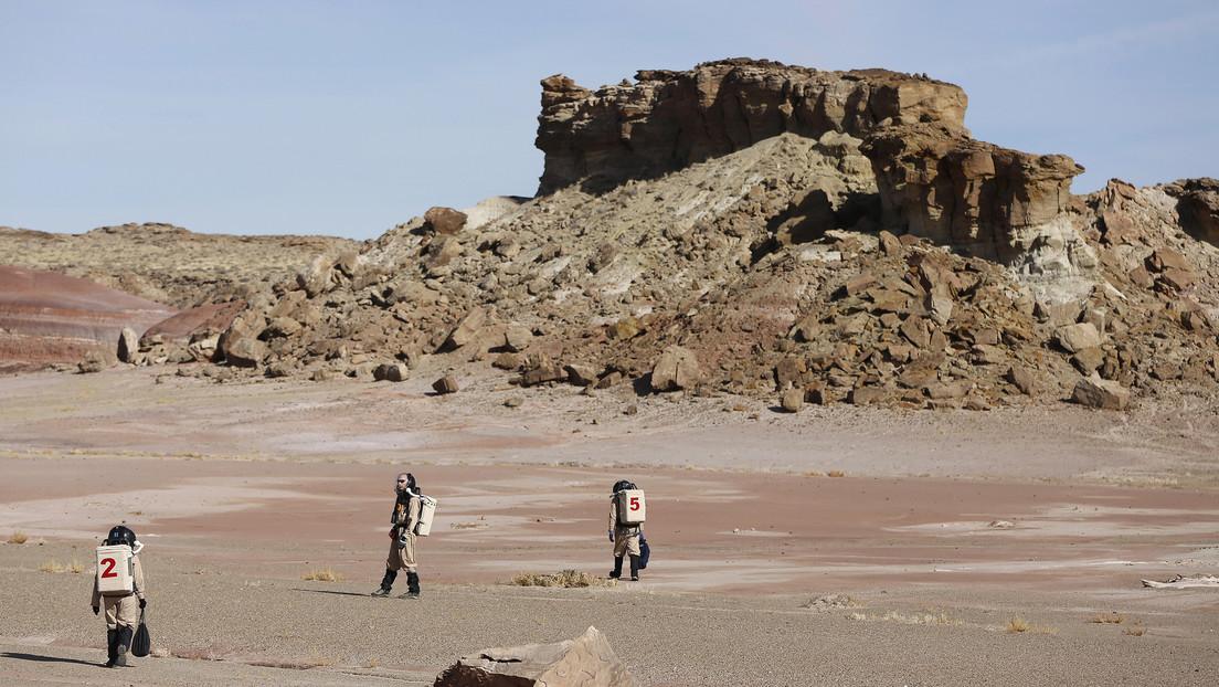 """Marte podría ser más húmedo de lo que se pensaba pero las condiciones """"impedirían la vida tal como la conocemos"""""""