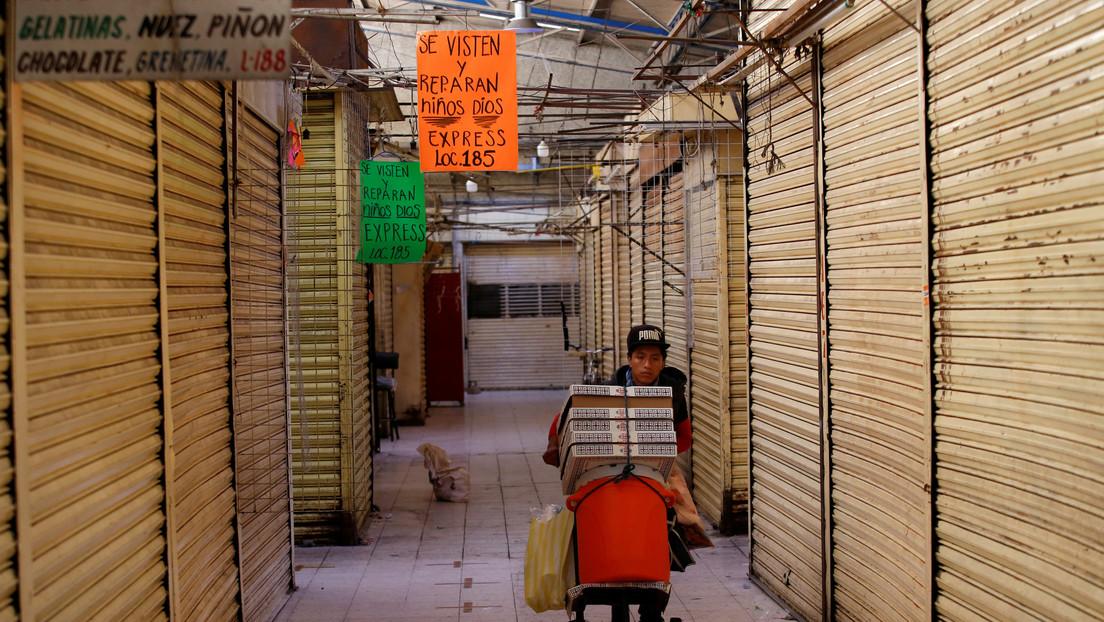 López Obrador ante la peor crisis desde 1929: cómo el covid-19 está arrasando con el empleo en México