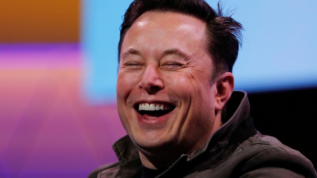 Elon Musk publica una foto de un enorme postre en medio de la cuarentena y descubren que es ajena