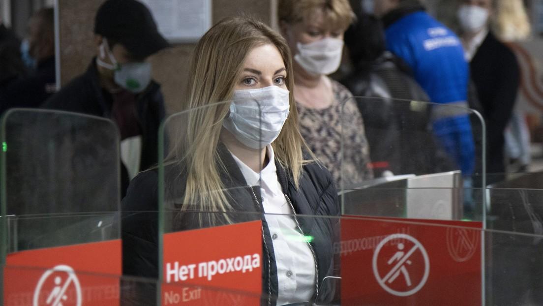 """""""Los diagnósticos 'post mortem' son extremadamente precisos y los datos están disponibles"""": Moscú niega que se subestime la mortalidad por el covid-19"""