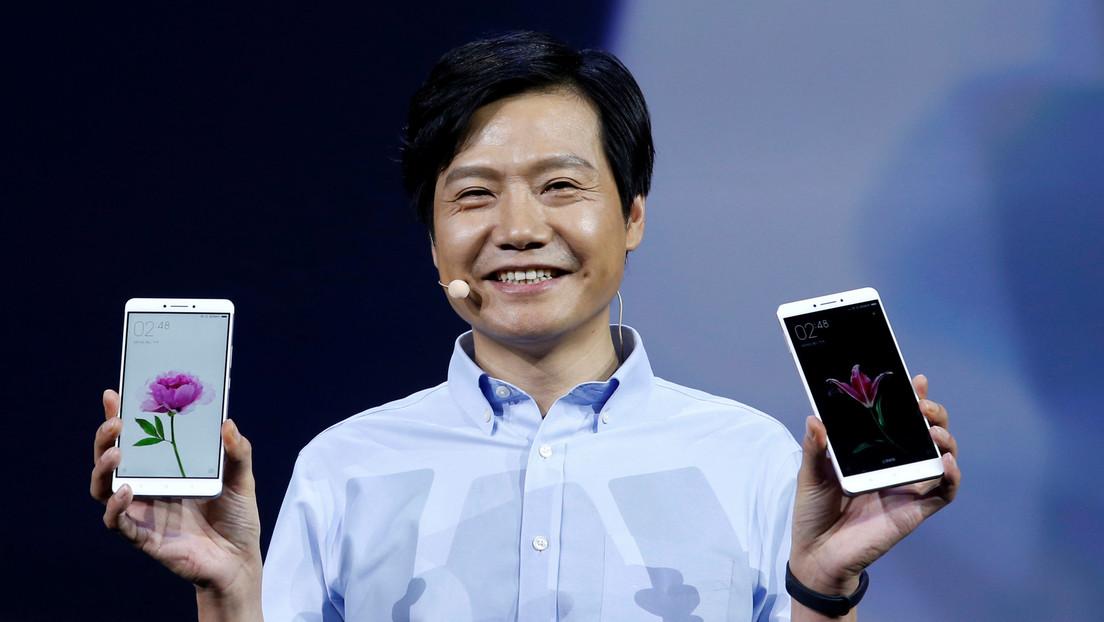 El fundador de Xiaomi hace una publicación en una red social china desde un iPhone y luego la borra