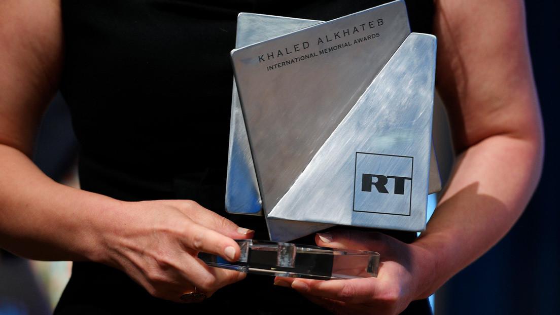 RT abre la convocatoria del premio internacional en memoria de su fallecido corresponsal sirio Khaled Alkhateb