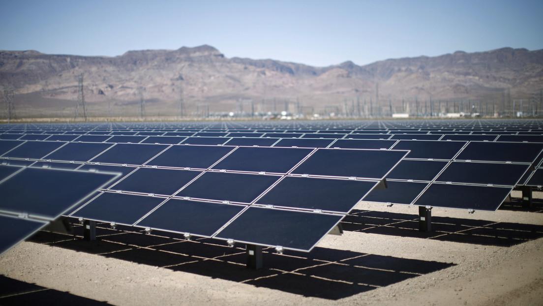 EE.UU. da luz verde al proyecto solar más grande de su historia